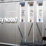 Samsung halts Galaxy Note 7s production | KBC TV