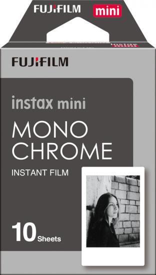 チェキ専用フィルム モノクロームチェキ専用フィルムに「モノクローム」が登場!簡単にモノクロのチェキプリントが楽しめます!