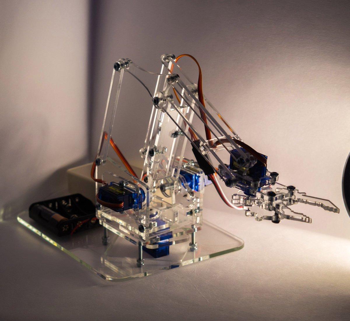 Как сделать робота из проволки: Другое: Про Детей 7