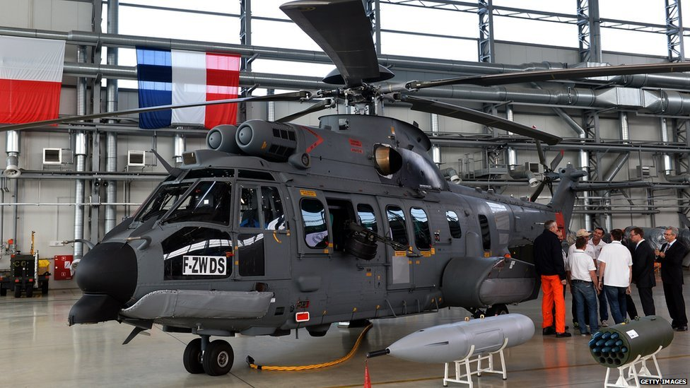 Airbus criticises Poland for cancelling helicopter deal