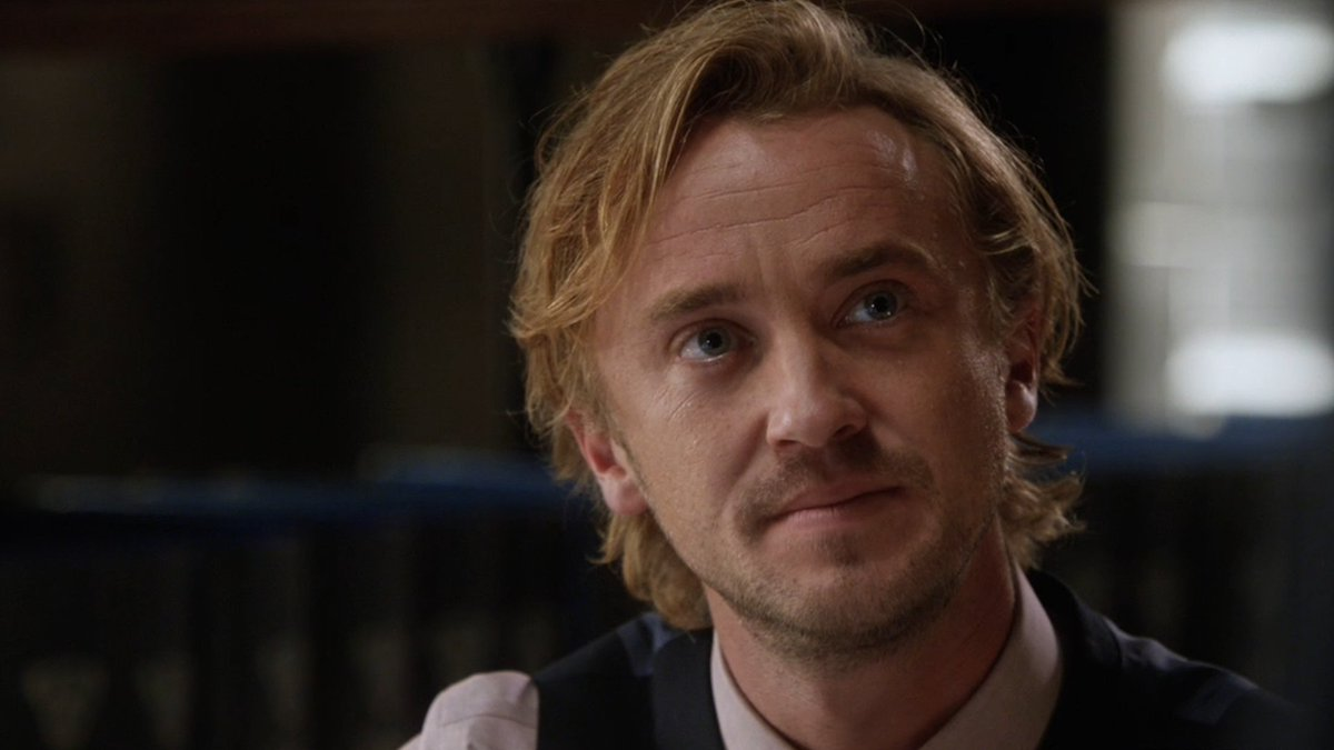See @TomFelton as Central City's newest CSI Julian Dorn on a new episode of #TheFlash, TONIGHT at 8/7c!