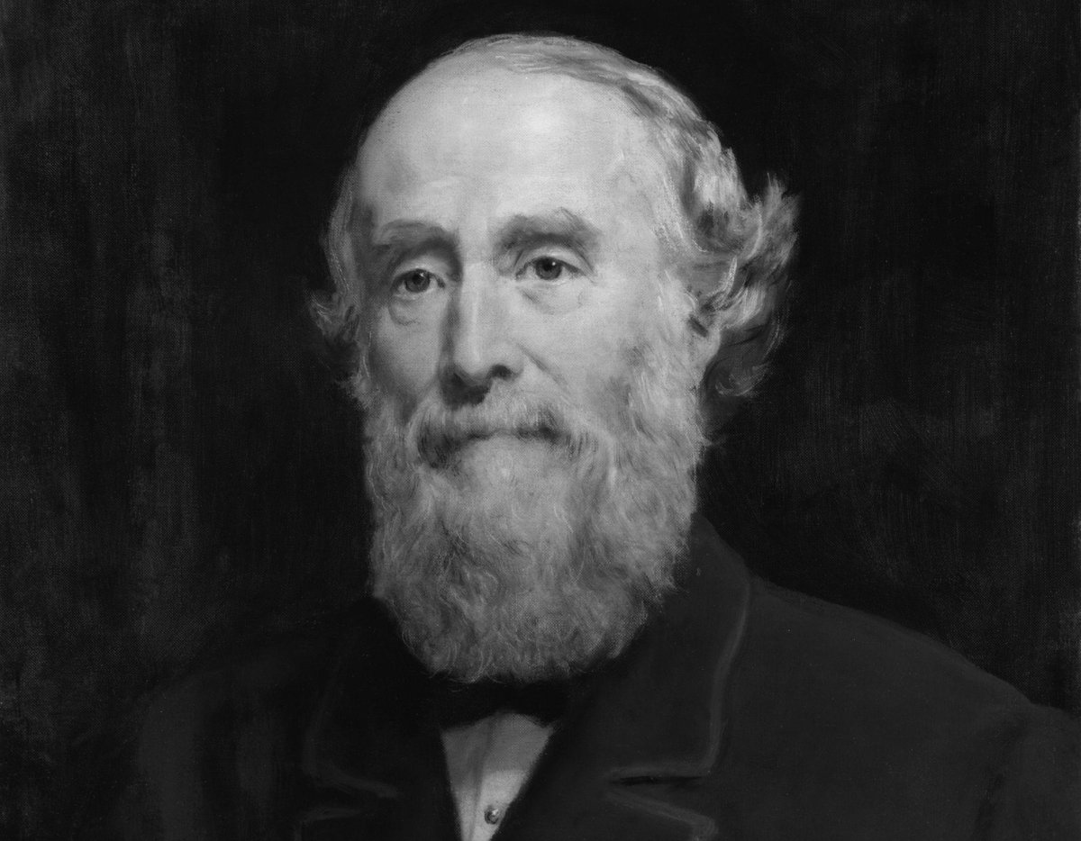 Happy birthday to ... YMCA's founder Sir George Williams who would have been 195 years young today https://t.co/iVI0Q73eyF