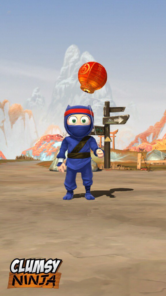 Sieh dir mein Foto aus CLUMSY NINJA für iPhone an! #ClumsyNinja.   https://t.co/9MKnkd58JW https://t.co/ZFWFvETwFF