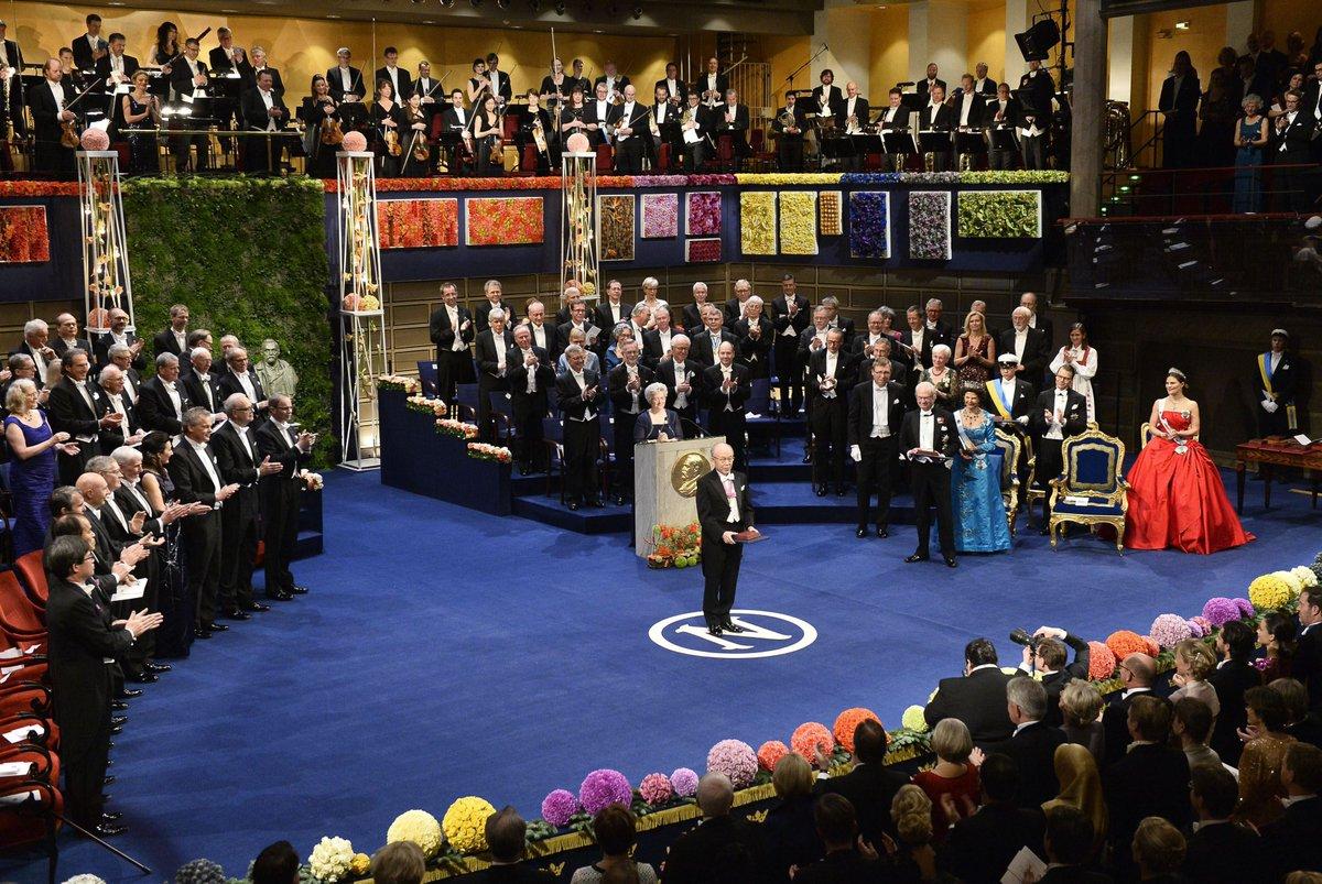 #NobelPrize: Nobel Prize