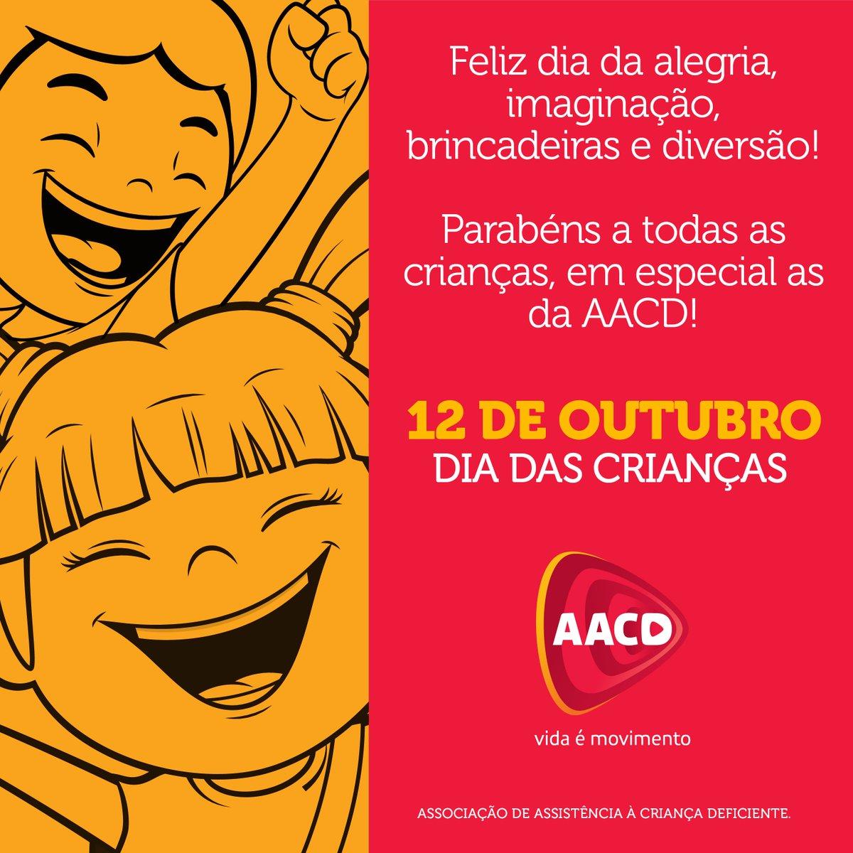 Nossa homenagem para todas as crianças do Brasil ! :) https://t.co/YurXrCUwuU