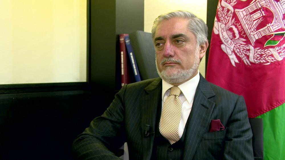 The Chief Executive of Afghanistan on foreign aid, a democratic future and the Taliban