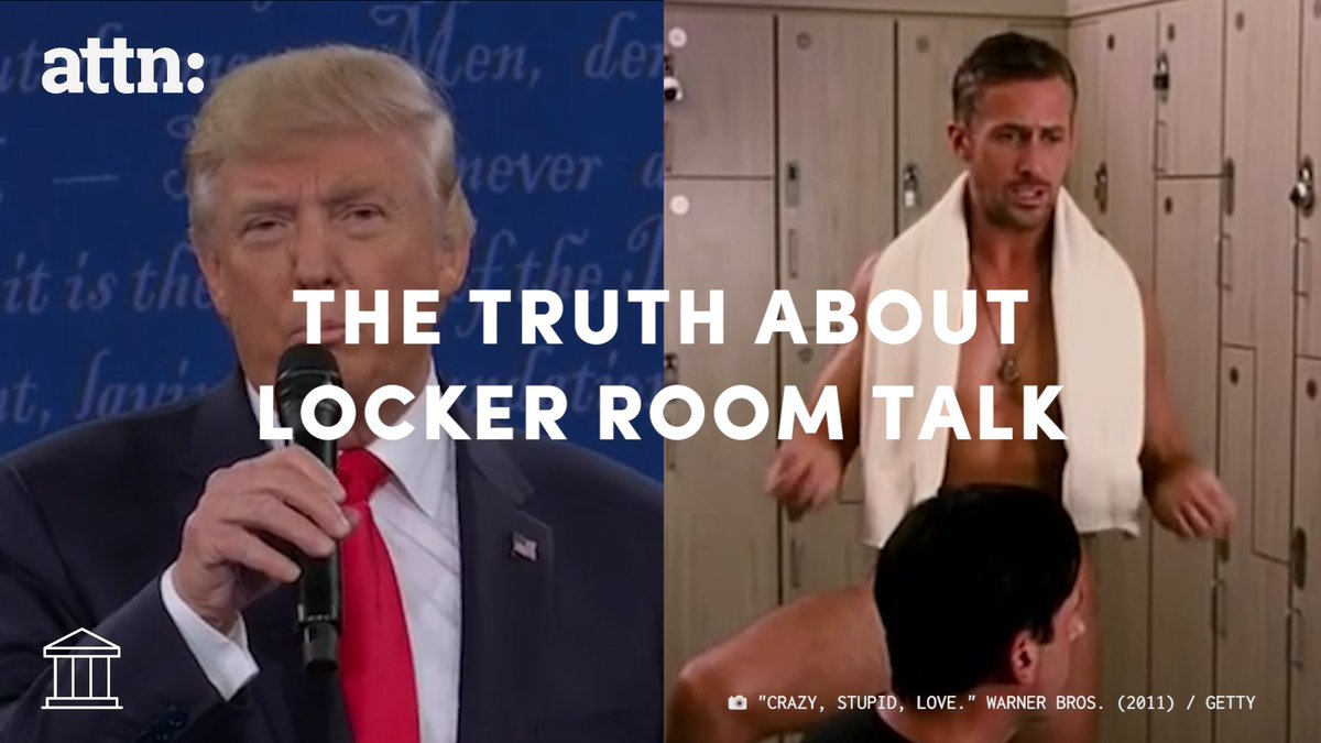 Bragging about sexual assault is NOT locker room talk. https://t.co/ihe0HRSey6