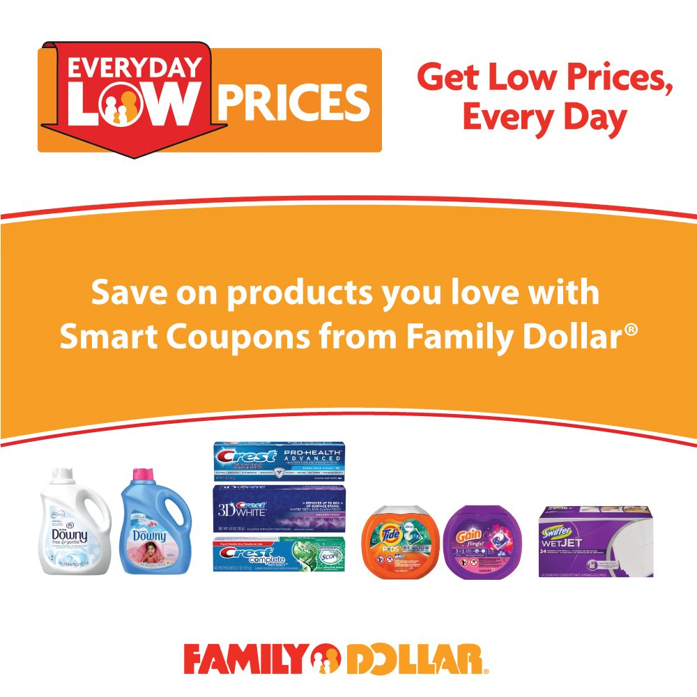 If you shop @myfamilydollar check out the NEW Smart Coupons program! https://t.co/JD4wbQ7UO4 #FamilySavings #AD https://t.co/4nKzyTkomH