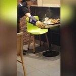 VIDEO. Un Samsung Galaxy Note 7 prend feu au Burger King