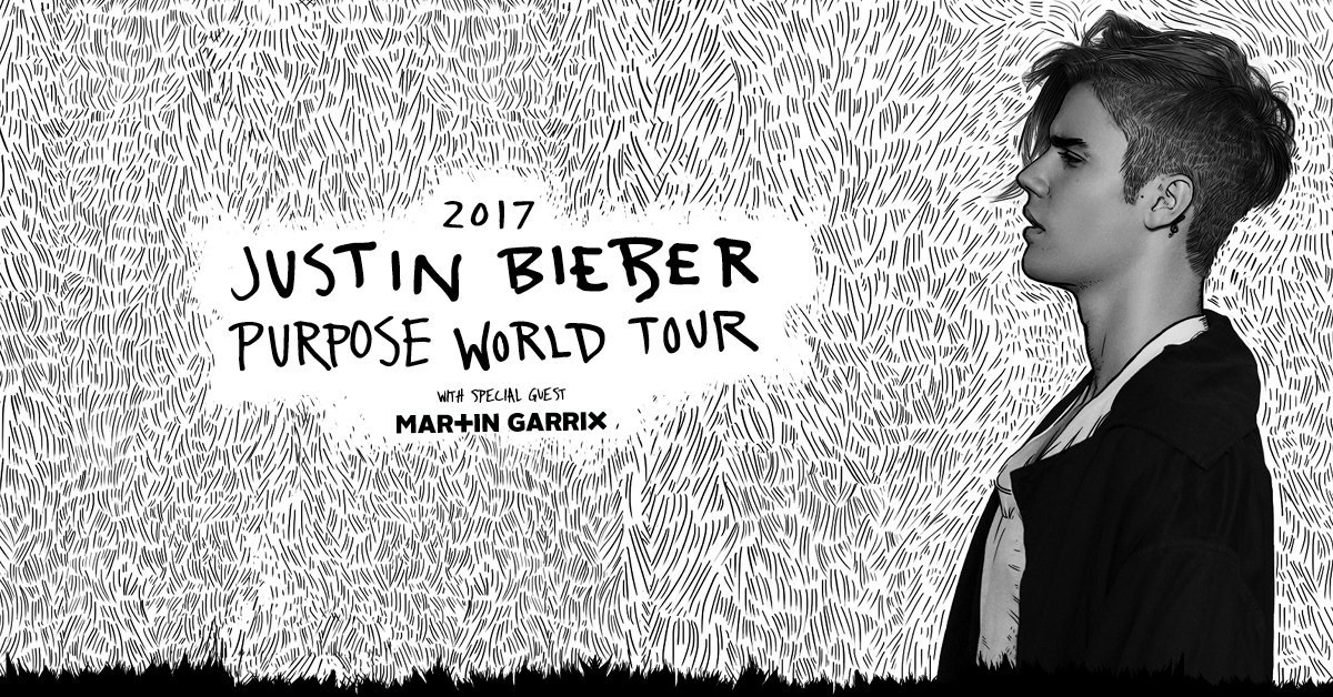 WE GOT BIEBER FEVER!!! Tickets to @justinbieber's #PurposeTour @ANZStadium go on sale 4pm TODAY! Do. Not. Miss. Out! https://t.co/PbqlUWBEH9