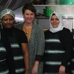 Refugees bring new flavour to Welly