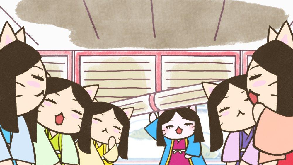 NHK Eテレで毎週水曜放送の『ねこねこ日本史』新オープニングテーマに新曲「夢でもいいの」が決定だにゃ~(*ΦωΦ*)!