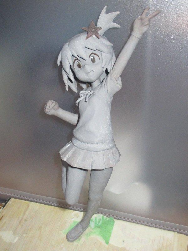 宇宙パトロールルル子です ワンフェス版権本申請しました!