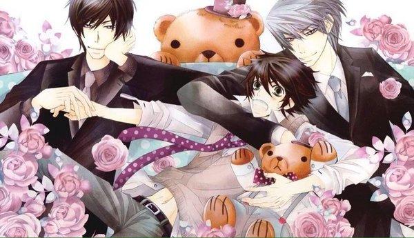 『純情ロマンチカ』見守りたい、三角関係(^_-)-☆ウサギさん、美咲、伊集院先生