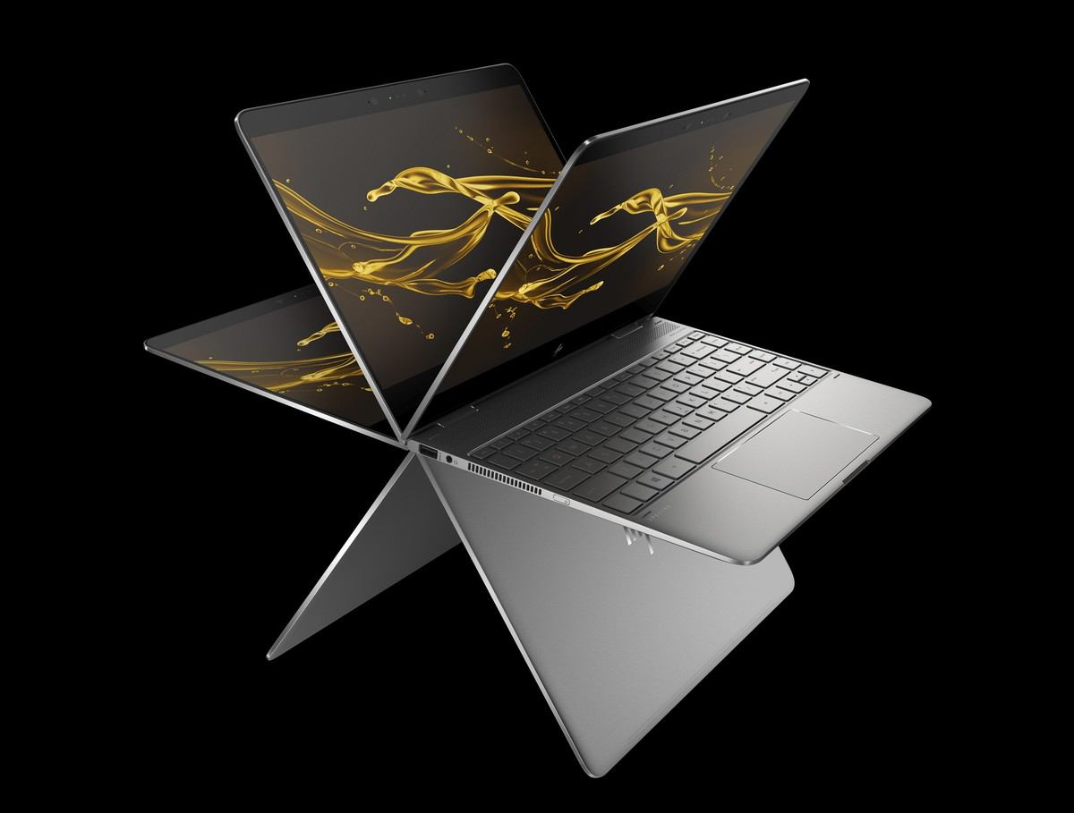 The new HP Spectre x360