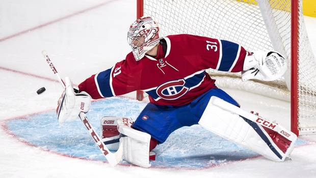 Carey Price to miss @CanadiensMTL season opener with NHL @Globe_Sports