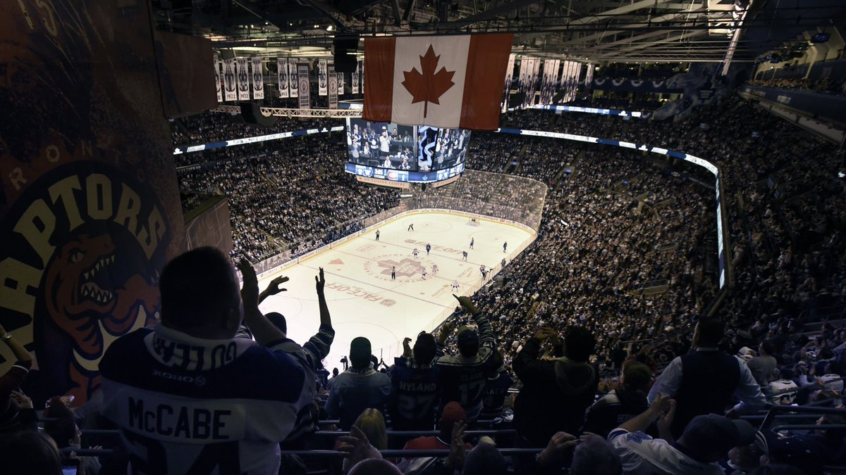 Hockey's back! And the @NHL is still sticking it to Canadian fans from @GlobeDebate