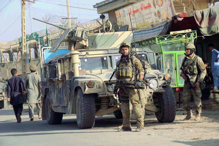 Battle for Kunduz: The Taliban Erases Western Gains in Afghanistan