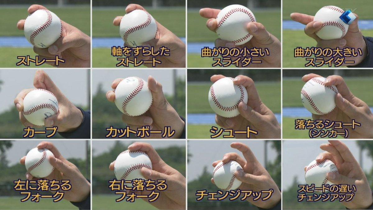 渋谷の女子高生1000人に聞いた彼氏に投げて欲しい変化球ランキング 1位 ドロップカーブ(153票) 2位 Vスライダー(82票) 3位 ジャイロボール(56票) ・ ・ 最下位 カットボール(1票) 1位のDカーブはストレートと混ぜると効果抜群!これで君も緩急系男子だ!