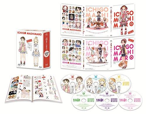 価格17210円 苺ましまろ Blu-ray Complete BOX 初回限定生産 川澄綾子 佐藤卓哉 エンターテイメ