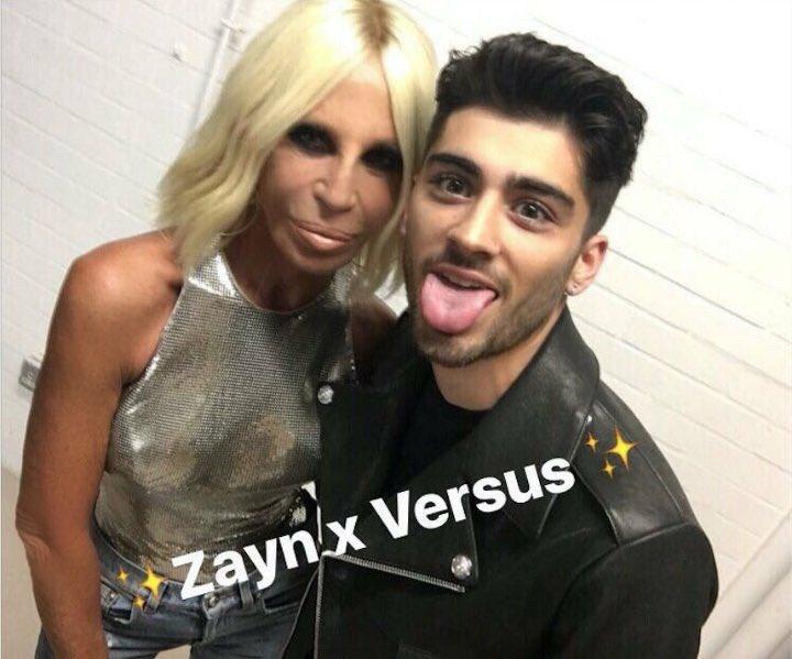 #ZaynXVersus: Zayn X Versus