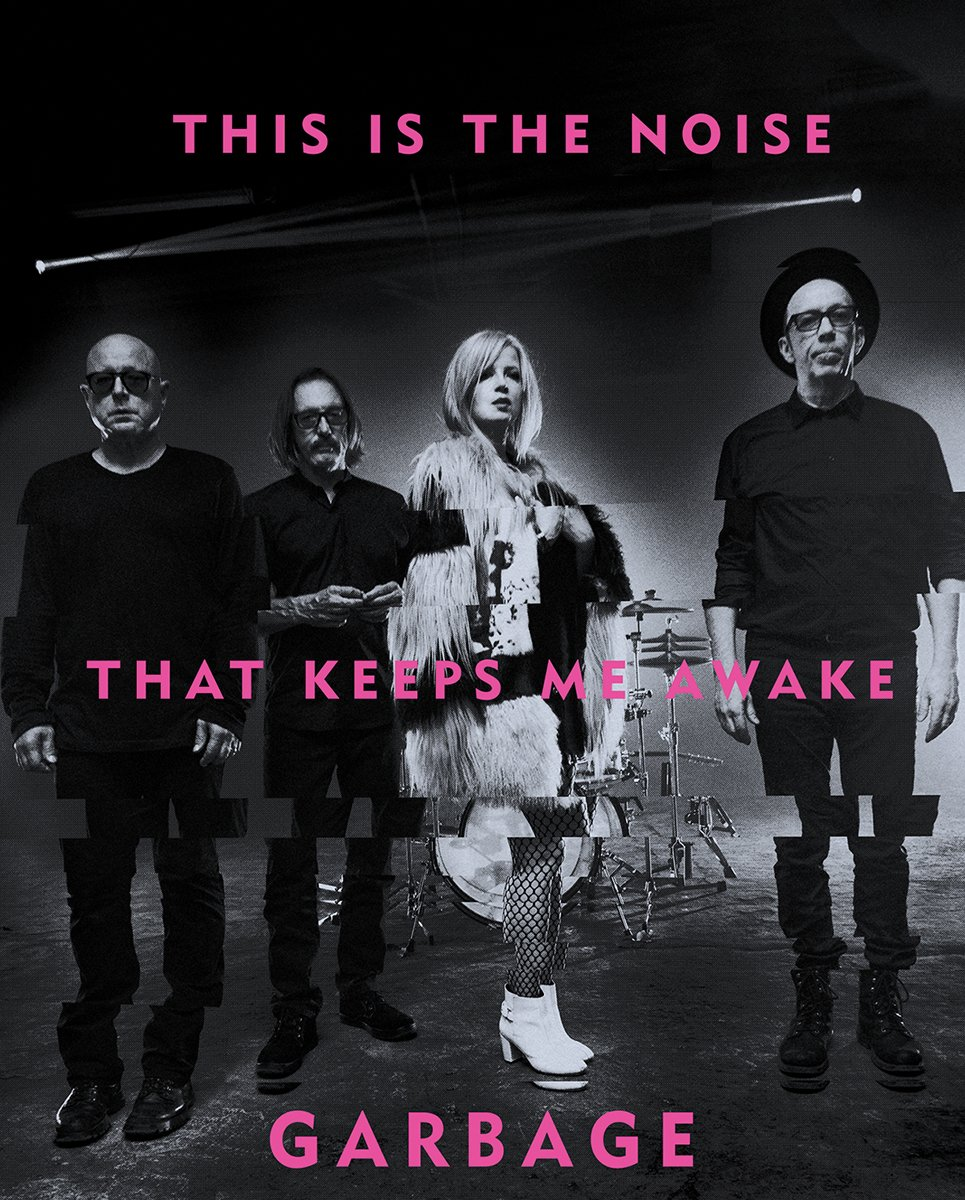 Hey @garbage fans, we've got some news for you: https://t.co/TUgyfRoW7R https://t.co/z47Ne9GEHs