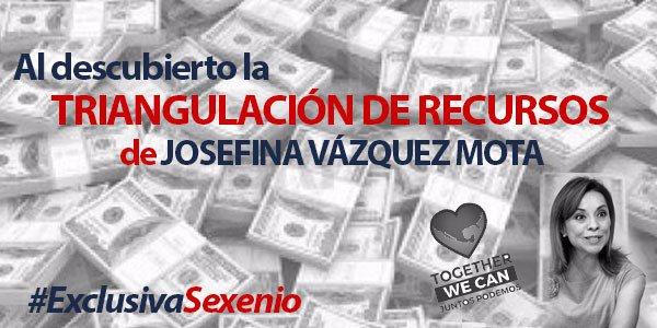#ExclusivaSexenio: El @PRI_Nacional se irá con todo contra Vázquez Mota (@JosefinaVM)  https://t.co/LSsfbjfw96 https://t.co/salTOoTisR