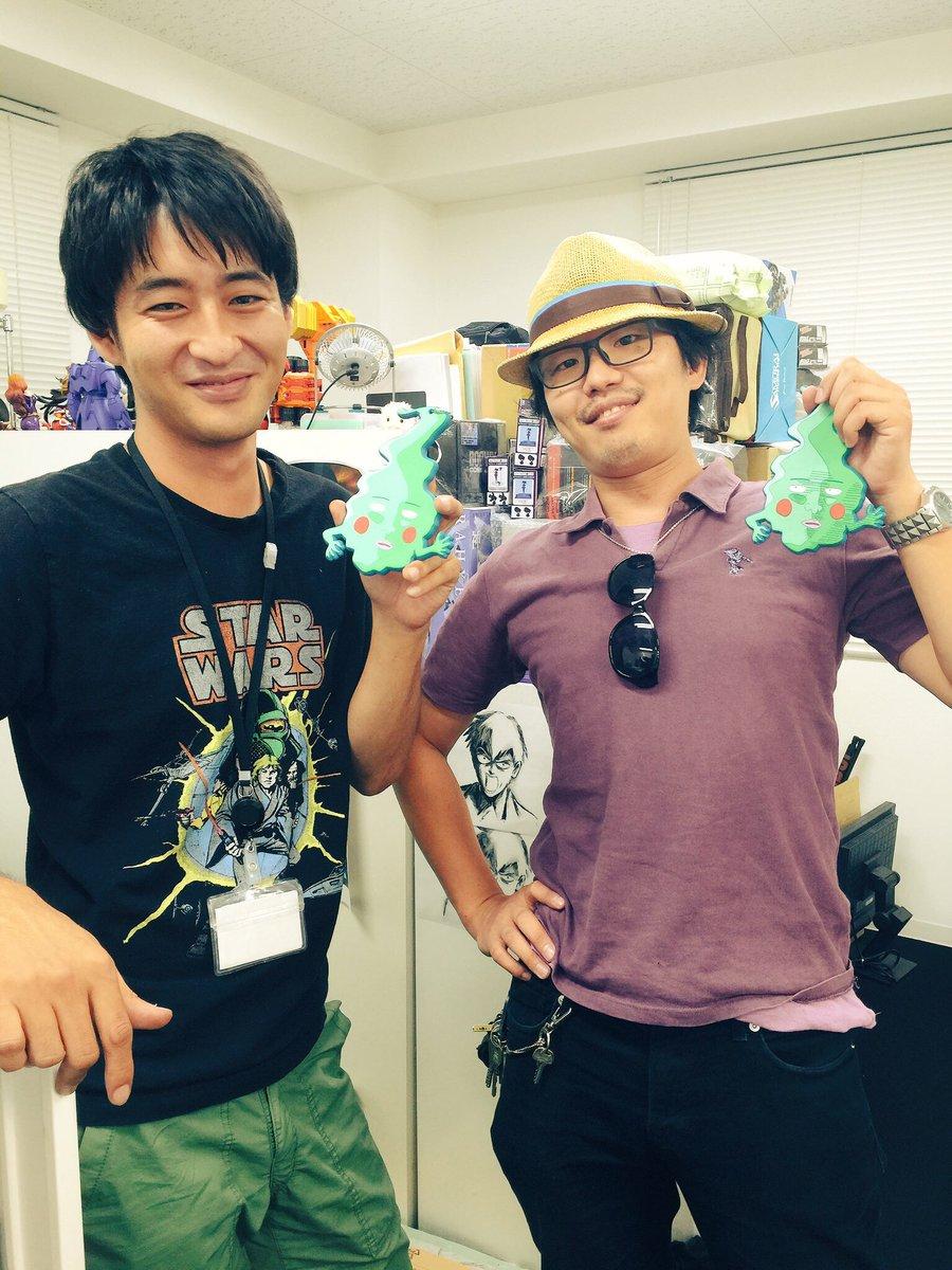 日付変わって本日10/13、『モブサイコ100』『デス・パレード』等を手掛けたアニメ監督、立川譲さんをお招きして、特別講