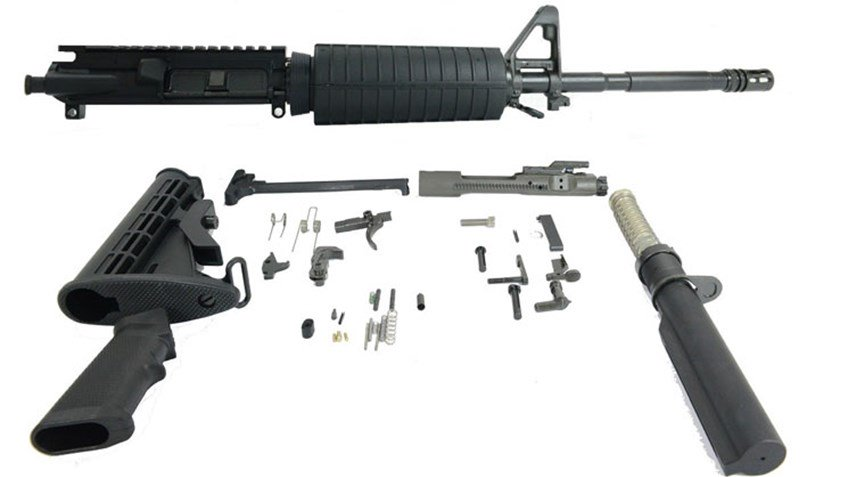 Building a Budget AR-15 at Home — https://t.co/k4l1CTqtgn — #guns #firearms #rifle @PalmettoArmory @AR15COM https://t.co/uYw8qba1eo