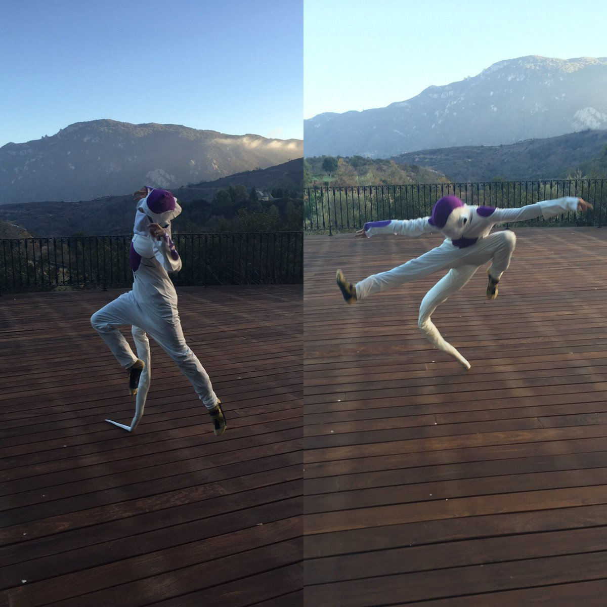 My son is Lord Frieza