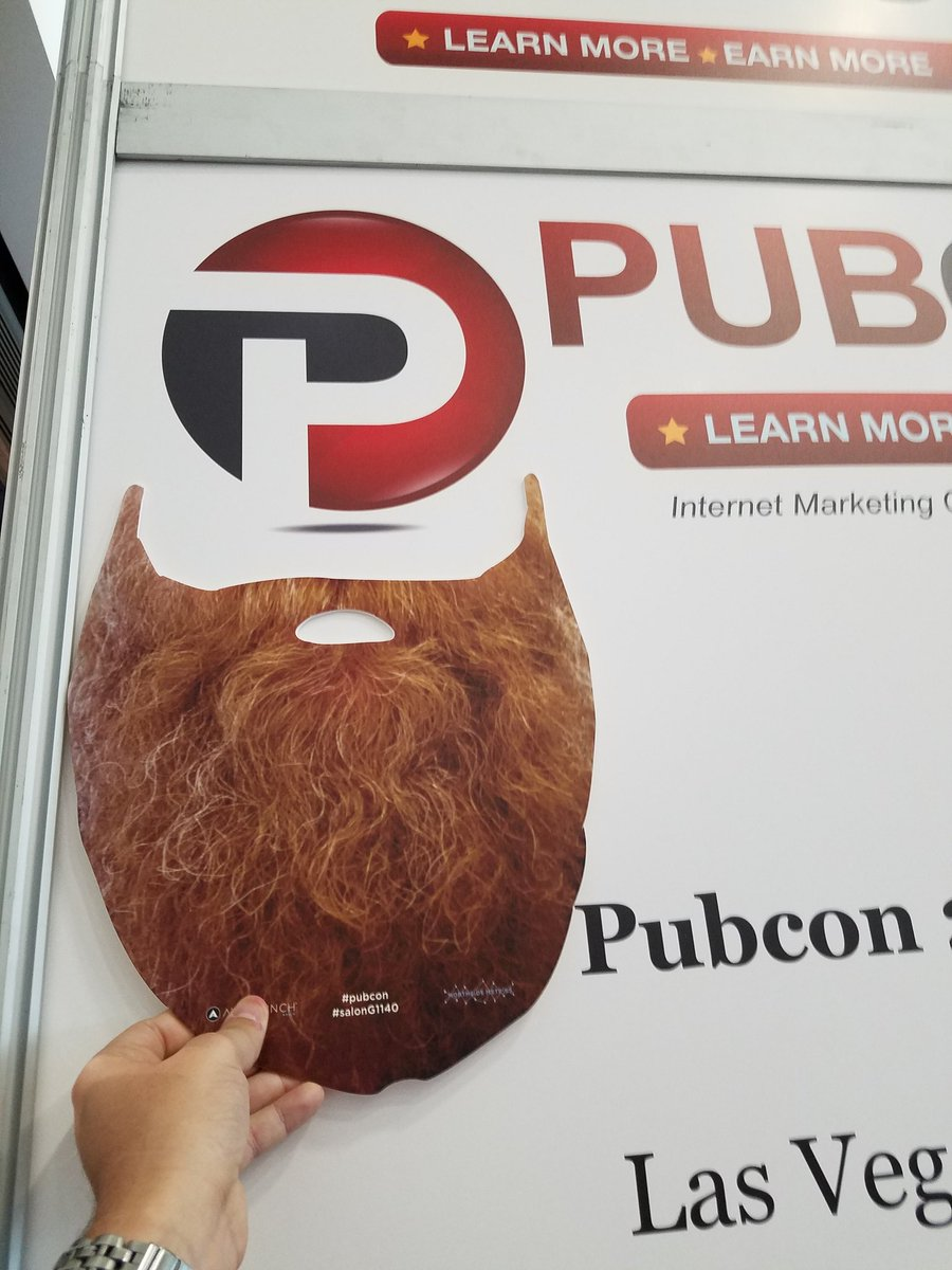 Thanks @getcrowdsigns and #pubcon its been fun! https://t.co/VqlmSSYown