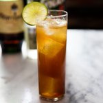This Bitter, Spicy Amaro Cocktail Is Like a Dark 'n Stormy for Weirdos