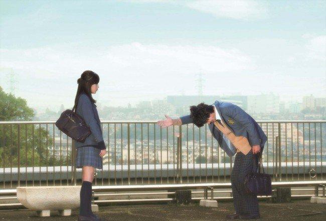山崎賢人、川口春奈に告白!映画『一週間フレンズ。』場面写真解禁 #映画 #一週間フレンズ。(映画)