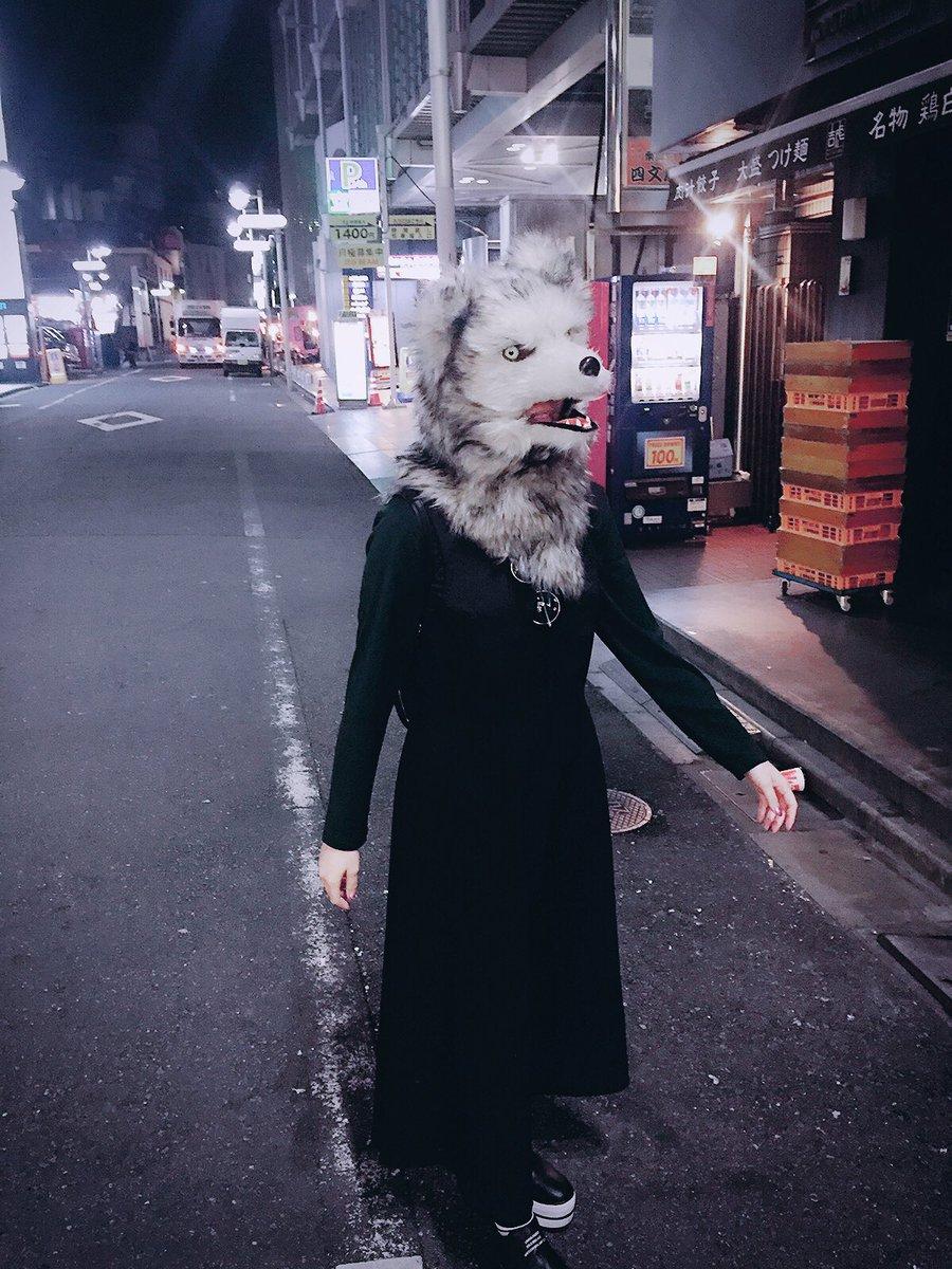 深夜ノ渋谷ニ繰リ出シタ。 コレハコレデ結構絡マレタガゥガゥ