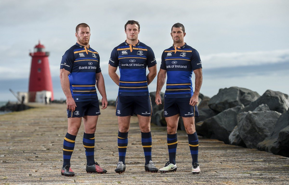It's here. Roar on @LeinsterRugby in the new jersey. Buy yours in store/online https://t.co/wAO4ldOG7i #LEIvCAS https://t.co/P9eWALvj1I