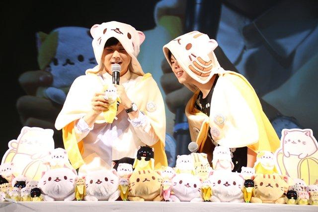 梶裕貴さん、村瀬歩さん『SERVAMP-サーヴァンプ-』×『ばなにゃ』トークイベントレポート