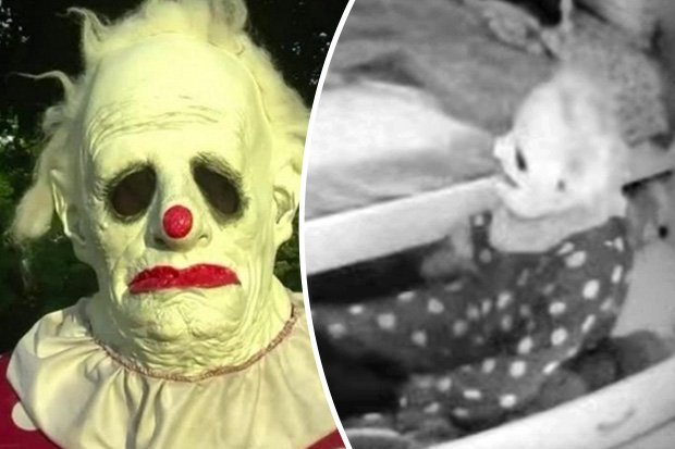Watch Killer Crown Hiding Under Bed Creeps Up On Girl In Truly