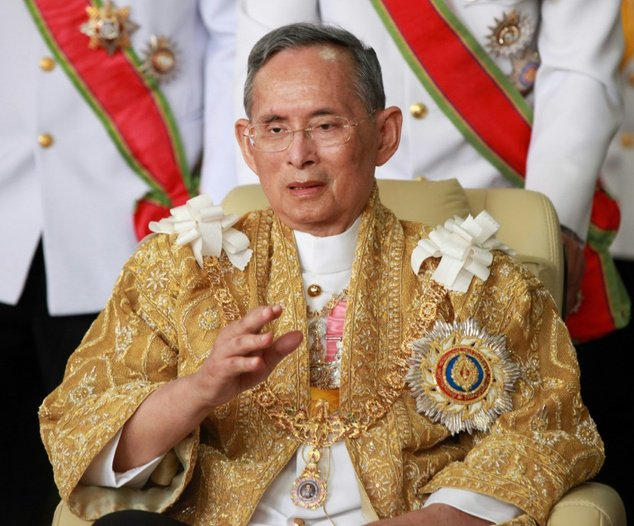 #BREAKING Thailand's King Bhumibol Adulyadej, the world's longest-reigning monarch, has passed away aged 88