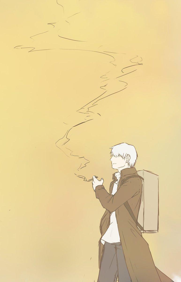 蟲師、ギンコさん
