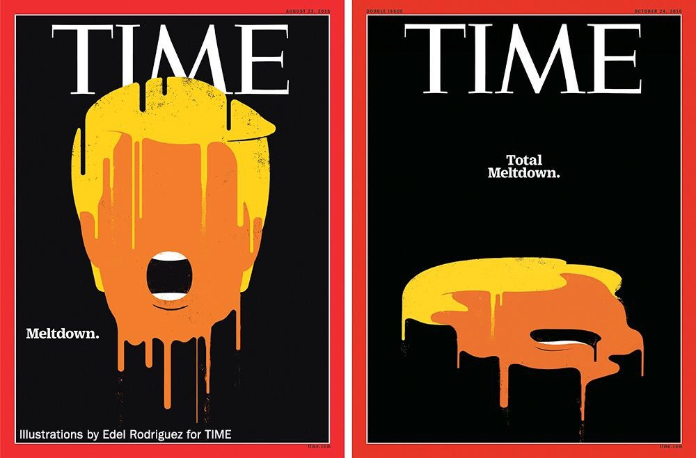 Donald Trump's meltdown returns to the cover of TIME https://t.co/h1f2lYqAnB https://t.co/wDehs0eal6
