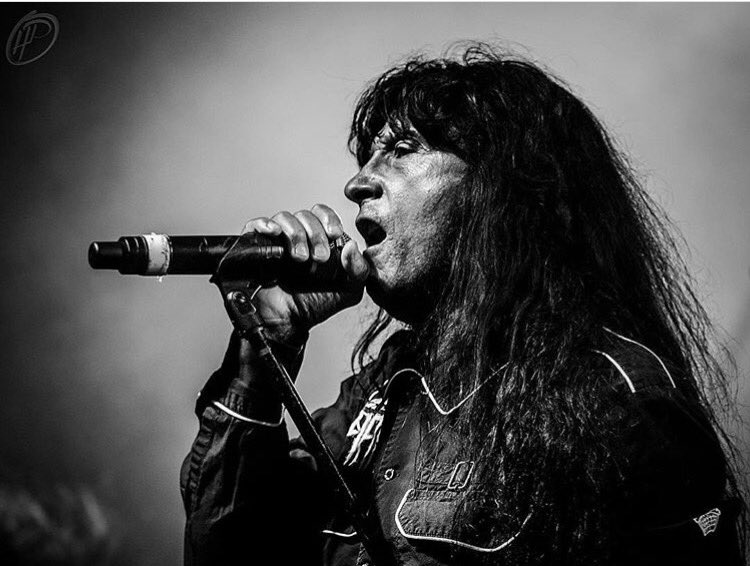 Happy Birthday to the one and only Joey Belladonna!  #anthrax #forallkings #forallbirthdays