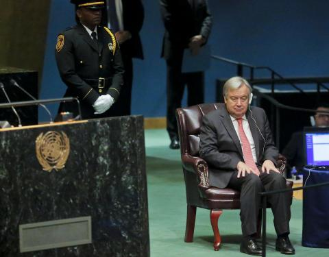 United Nations appoints Portugal's Antonio Guterres as next U.N. chief