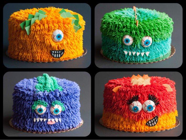 Monster cakes! 'Tis the season! https://t.co/AmFrsNQEMm