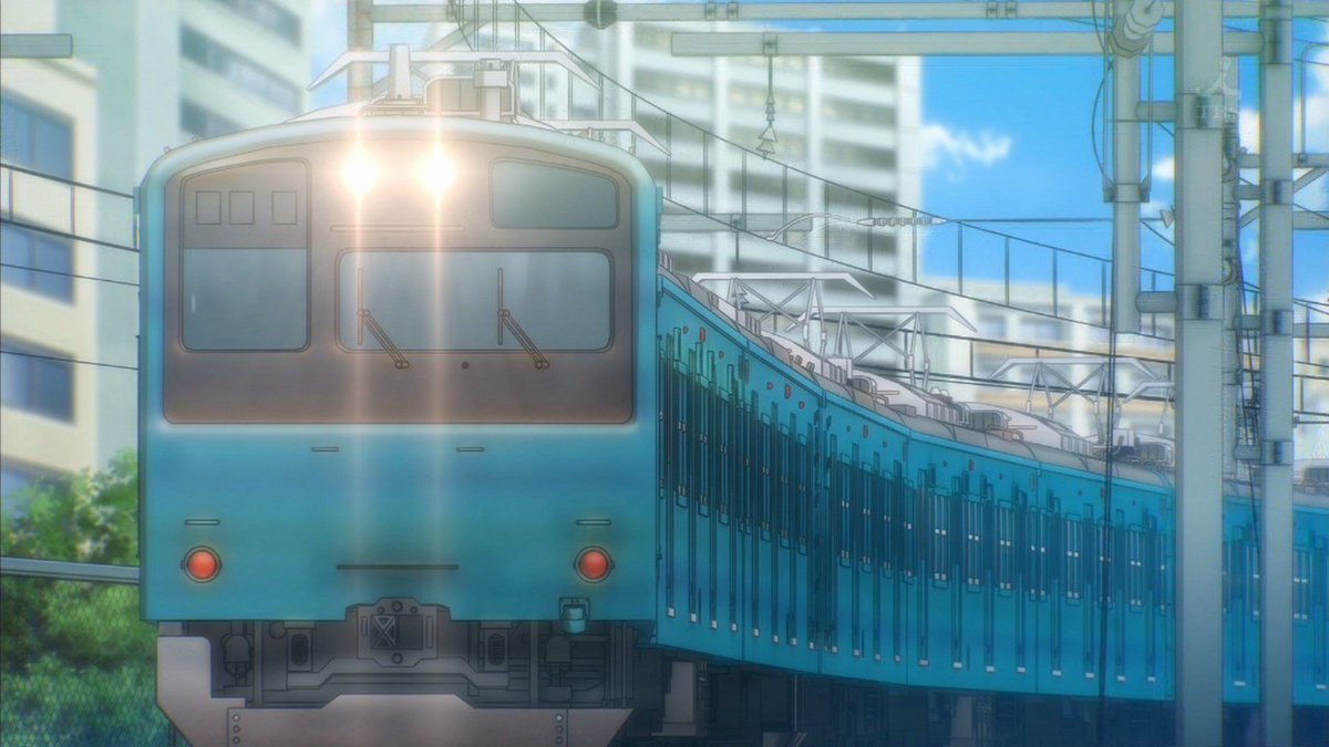 今日は鉄道の日と言うことで、レールウォーズから京浜東北線の201系(実際には走ってません)と鶴見線の103系と、可愛い女