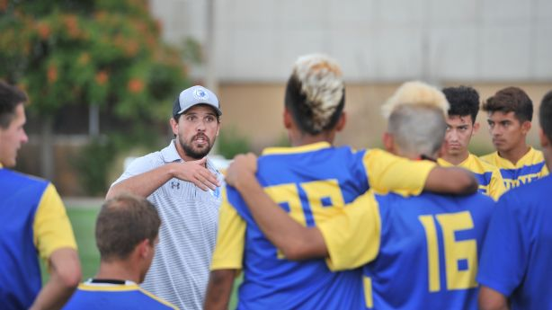 No. 20 #SLCC men's soccer team embraces high expectations in inaugural season. —@DSeanKSL  https://t.co/FVAfkMBlpx https://t.co/E8AJsjHzrd
