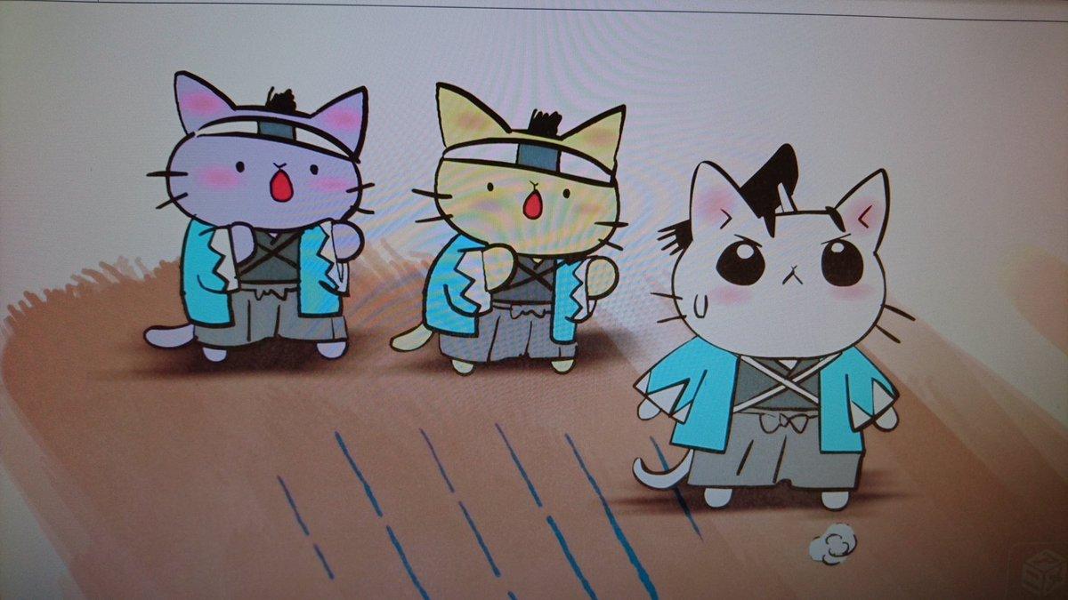 ねこねこ日本史😍