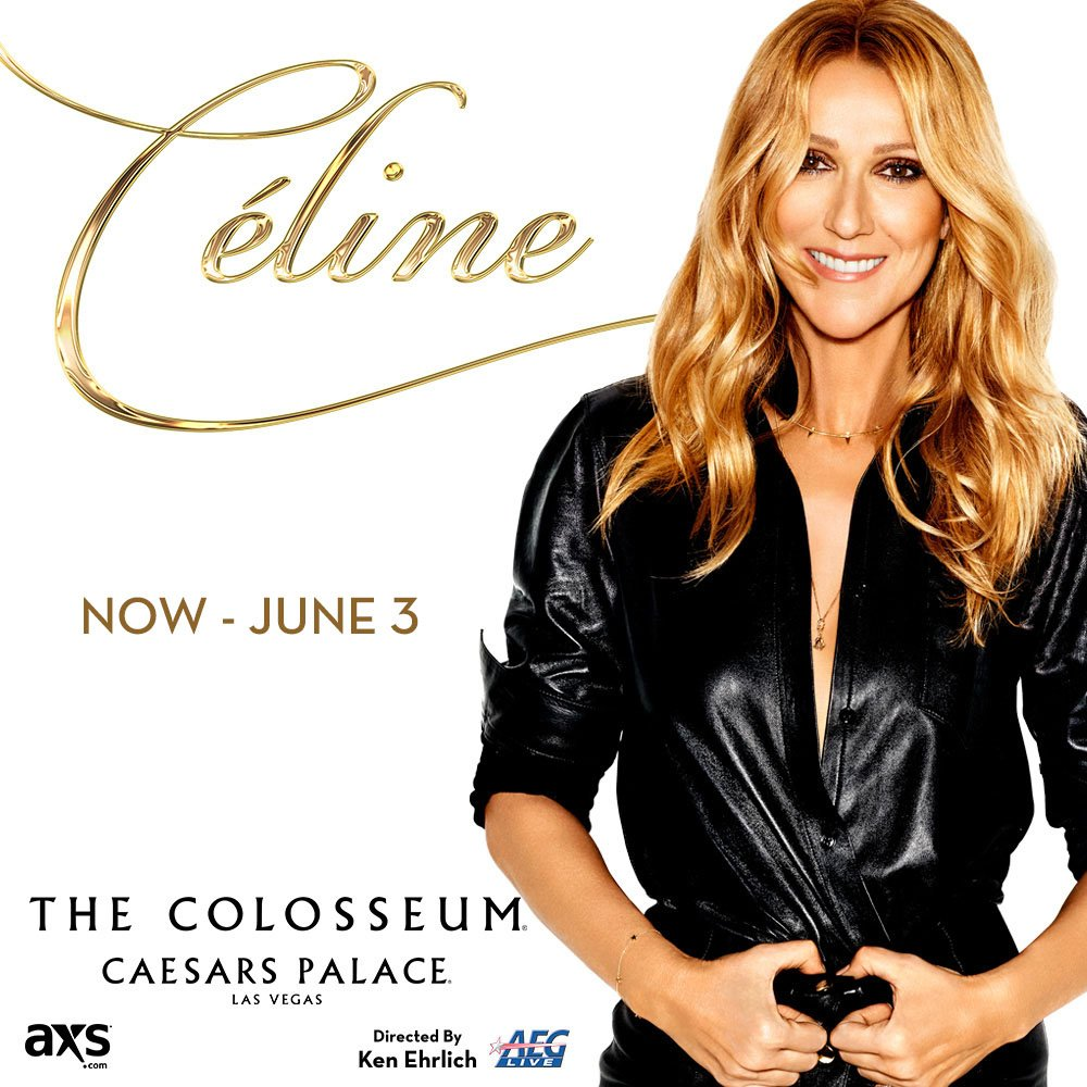 Tickets for @celinedion April 4-22 & May 16 – June 3 are on-sale now! https://t.co/LGFUKzHHVv https://t.co/rXAOGPs583