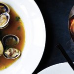 An Italian-Inspired Seafood Menu