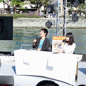 TVアニメ「AKIBA'S TRIP」 徳島発キャスト発表会で「それが声優!」イヤホンズ3人全員参加を発表!【マチ★アソ
