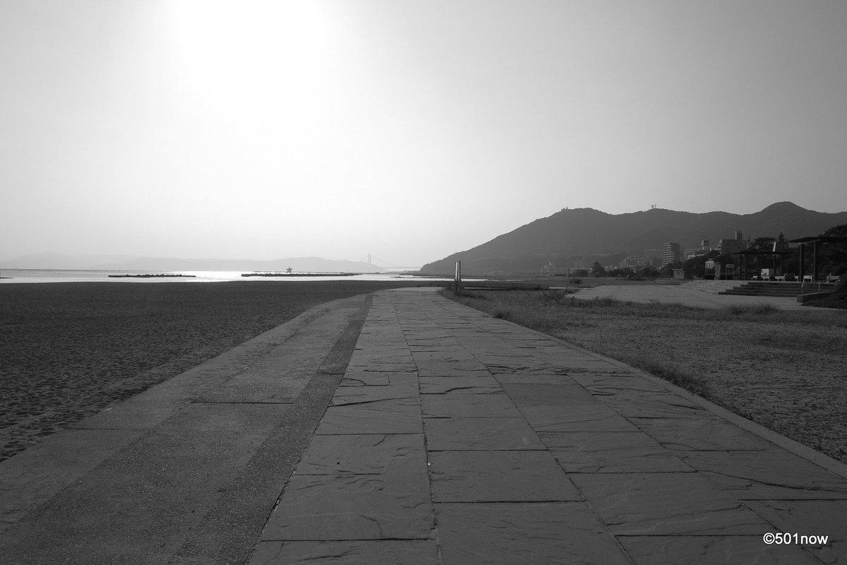 @501now: 『十月の須磨海岸』#写真撮ってる人と繋がりたい#写真好きな人と繋がりたい#ファインダー越しの私の世界#